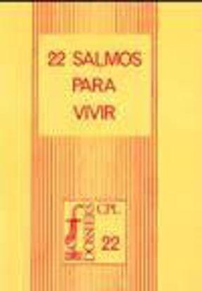 Picture of 22 SALMOS PARA VIVIR #22