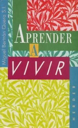 Picture of APRENDER A VIVIR (HERDER)