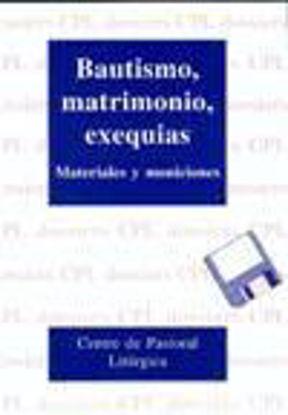 Picture of BAUTISMO MATRIMONIO EXEQUIAS #87