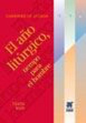 Picture of AÑO LITURGICO TIEMPO PARA EL HOMBRE