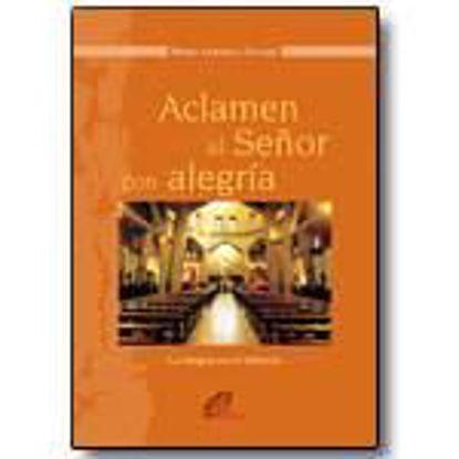 Picture of ACLAMEN AL SEÑOR CON ALEGRIA