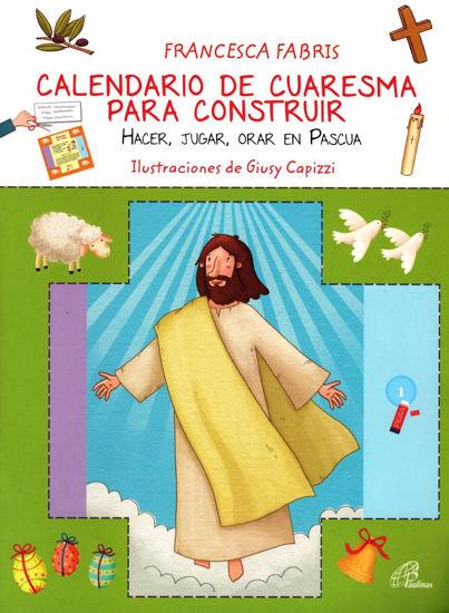 Picture of CALENDARIO DE CUARESMA PARA CONSTRUIR (PAULINAS ESPAÑA)