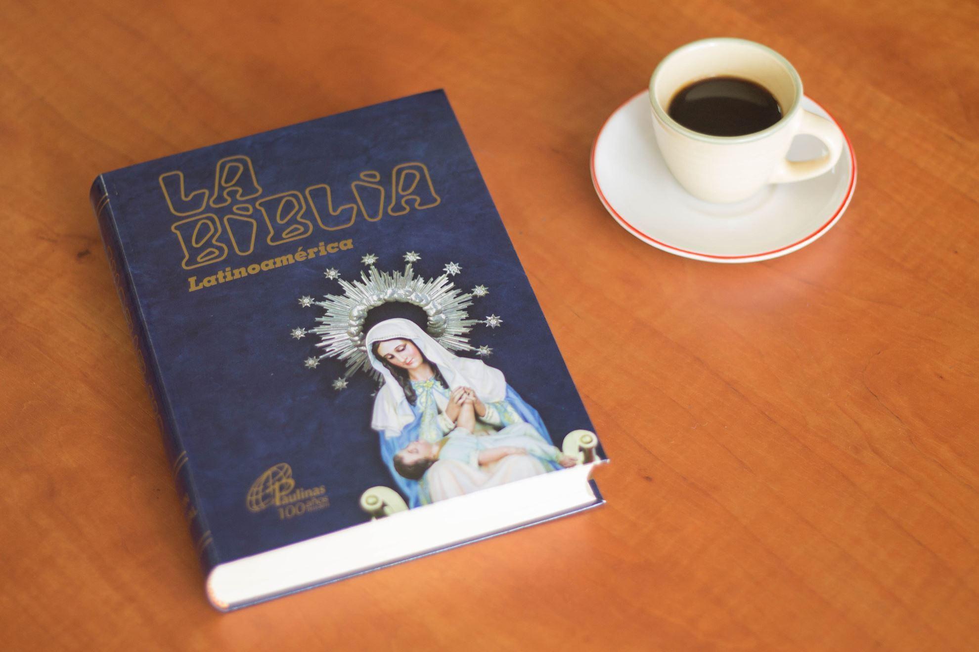 Picture of BIBLIA LATINOAMERICANA (FLEXIBLE 100 AÑOS PAULINAS)