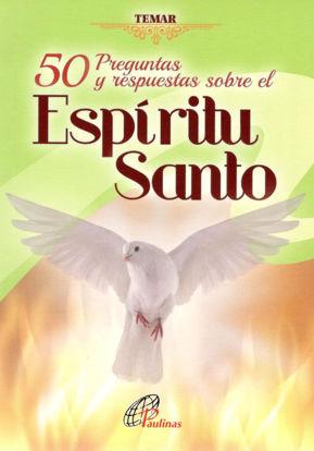 Picture of 50 PREGUNTAS Y RESPUESTAS SOBRE EL ESPIRITU SANTO