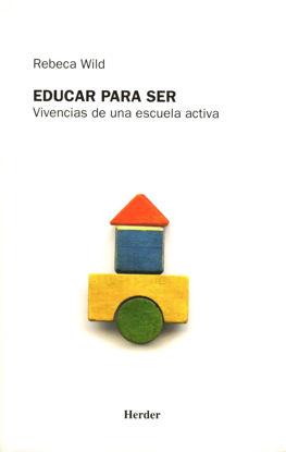 Picture of EDUCAR PARA SER