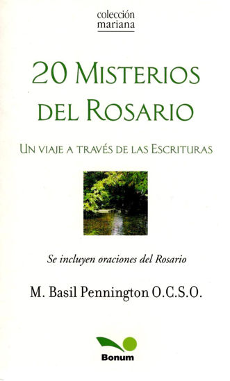 Picture of 20 MISTERIOS DEL ROSARIO