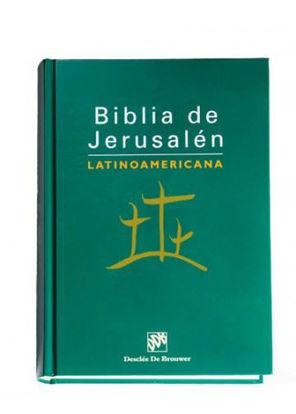 BIBLIA DE JERUSALEN LATINOAMERICANA BOLSILLO TD