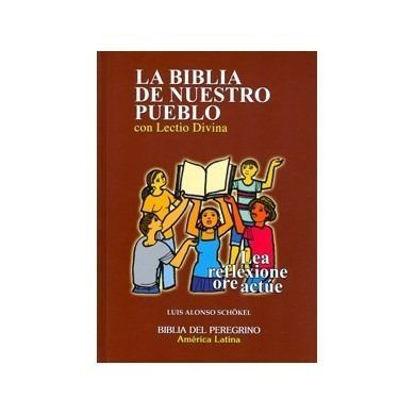 BIBLIA DE NUESTRO PUEBLO (GRANDE LECTIO DIVINA)