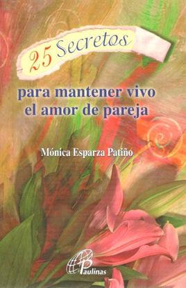 25 SECRETOS PARA MANTENER VIVO EL AMOR DE PAREJA