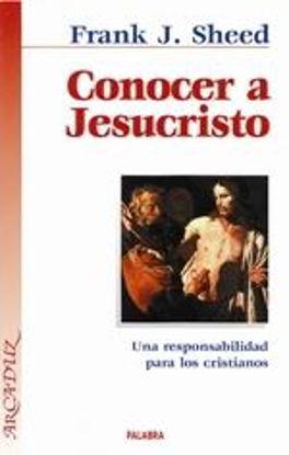 Picture of CONOCER A JESUCRISTO #12