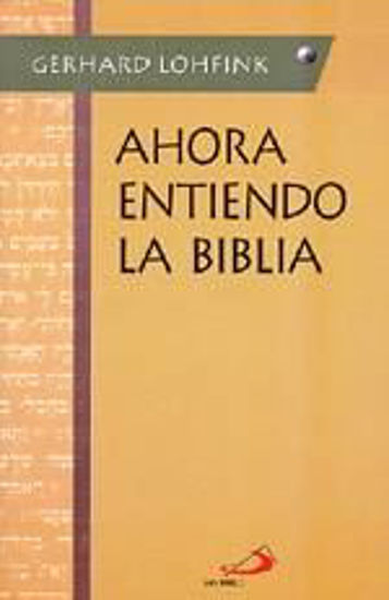 Foto de AHORA ENTIENDO LA BIBLIA #11