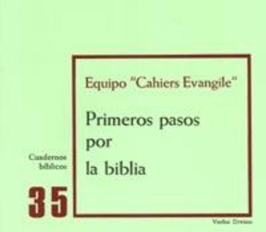 Foto de PRIMEROS PASOS POR LA BIBLIA #35