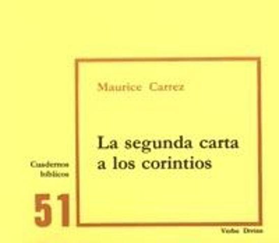 Foto de SEGUNDA CARTA A LOS CORINTIOS #51