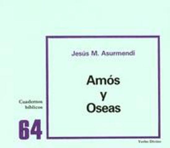 Foto de AMOS Y OSEAS #64