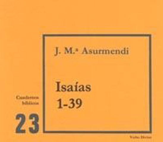 Foto de ISAIAS 1-39 (VERBO DIVINO) #23