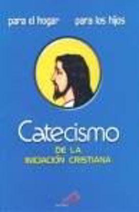Foto de CATECISMO DE LA INICIACION CRISTIANA