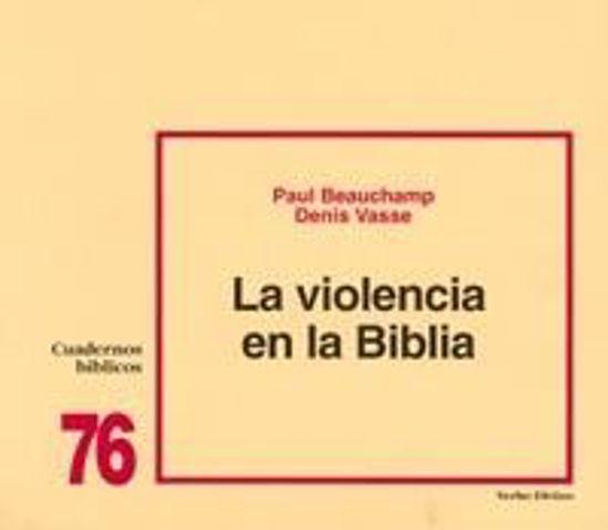 Picture of VIOLENCIA EN LA BIBLIA #76