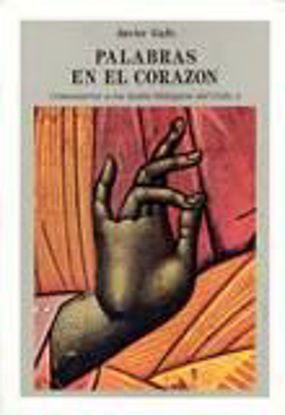 Picture of PALABRAS EN EL CORAZON (CICLO A)