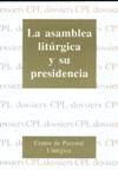 Foto de ASAMBLEA LITURGICA Y SU PRESIDENCIA #69