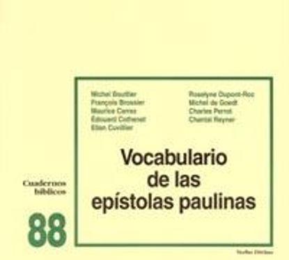 Foto de VOCABULARIO DE LAS EPISTOLAS PAULINAS #88