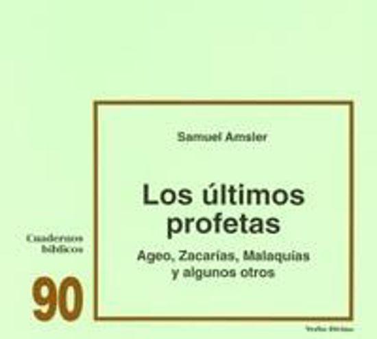 Foto de ULTIMOS PROFETAS #90