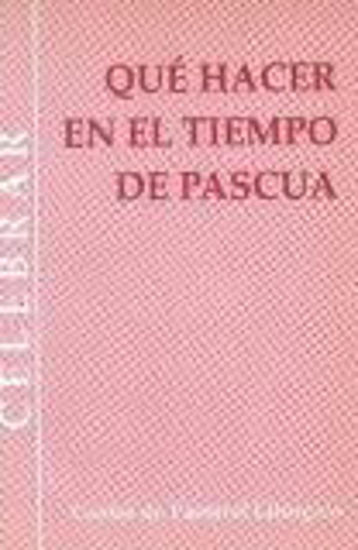 Foto de QUE HACER EN EL TIEMPO DE PASCUA #52