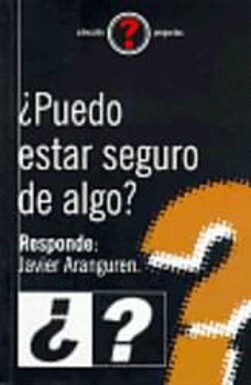 Foto de PUEDO ESTAR SEGURO DE ALGO #1