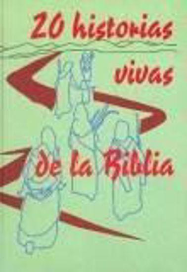 Foto de 20 HISTORIAS VIVAS DE LA BIBLIA #5