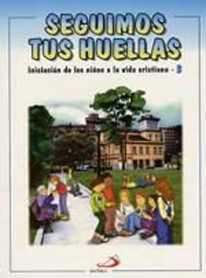 Foto de SEGUIMOS TUS HUELLAS 3 (CUADERNO)