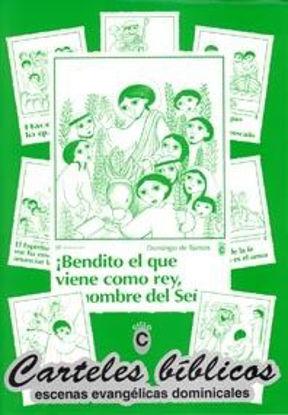 Foto de CARTELES BIBLICOS (CICLO C) ESCENAS EVANGELICAS DOMINICALES #36
