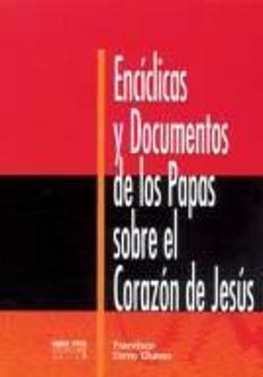 Foto de ENCICLICAS Y DOCUMENTOS DE LOS PAPAS SOBRE EL CORAZON DE JESUS