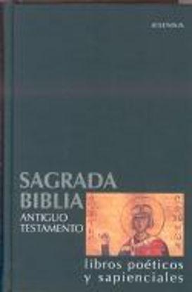 Foto de SAGRADA BIBLIA LIBROS POETICOS Y SAPIENCIALES #3