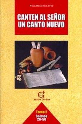 Foto de CANTEN AL SEÑOR UN CANTO NUEVO (TOMO 2)