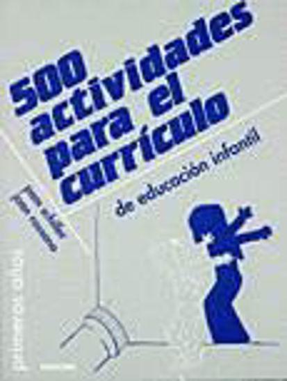 Foto de 500 ACTIVIDADES PARA EL CURRICULO