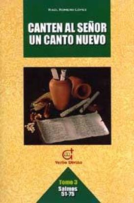 Foto de CANTEN AL SEÑOR UN CANTO NUEVO (TOMO 3)