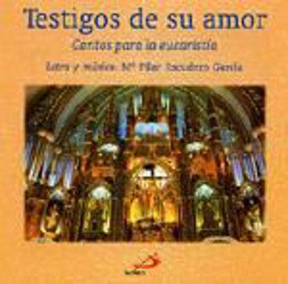 Foto de CD.TESTIGOS DE SU AMOR