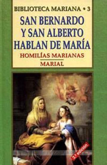 Foto de SAN BERNARDO SAN ALBERTO HABLAN DE MARIA #3
