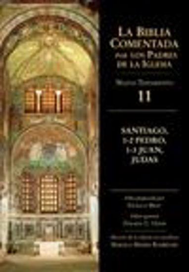 Foto de BIBLIA COMENTADA NT SANTIAGO 1-2 PEDRO 1-3 JUAN JUDAS #11