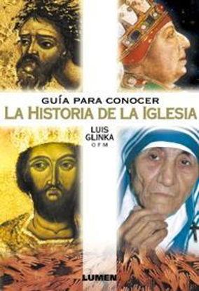 GUIA PARA CONOCER LA HISTORIA DE LA IGLESIA