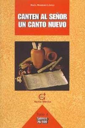 Foto de CANTEN AL SEÑOR UN CANTO NUEVO (TOMO 4)