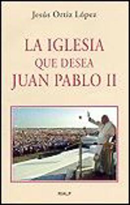 Picture of IGLESIA QUE DESEA JUAN PABLO II #177