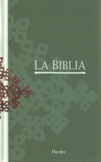 Foto de BIBLIA (HERDER/TAPA DURA)