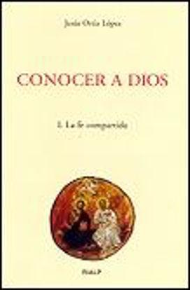 Foto de CONOCER A DIOS I LA FE COMPARTIDA