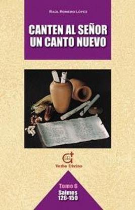 Foto de CANTEN AL SEÑOR UN CANTO NUEVO (TOMO 6)
