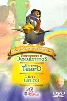 Foto de DVD.JUGUEMOS A DESCUBRIRNOS UN GRAN TESORO