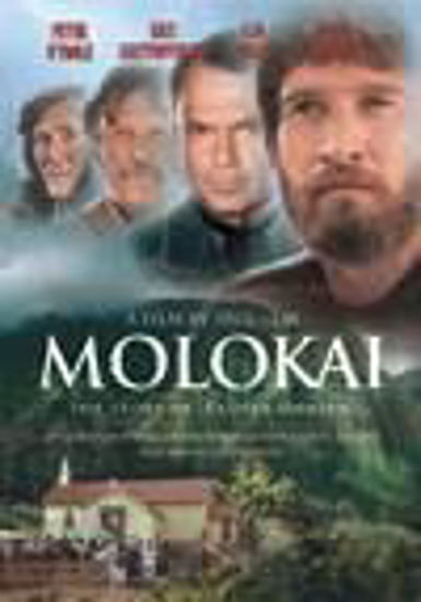 Picture of DVD.MOLOKAI