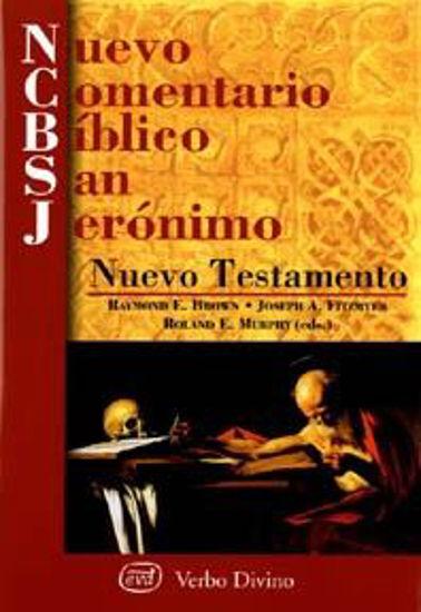 Foto de NUEVO COMENTARIO BIBLICO JERONIMO N.T.