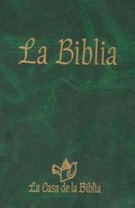 Foto de BIBLIA DE AMERICA (NORMAL/TAPA  DURA)