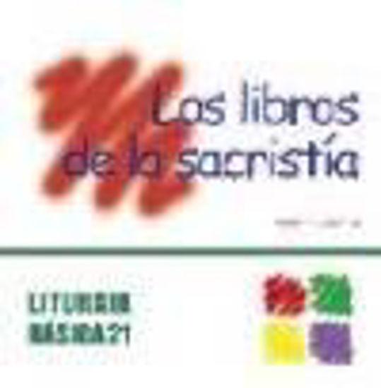 Foto de LIBROS DE LA SACRISTIA #21