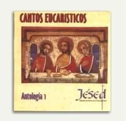 Foto de CD.CANTOS EUCARISTICOS (JESED)